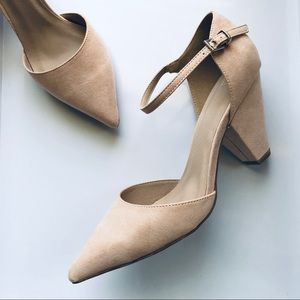 ASOS Speaker Heels Mary Jane Style Size 7